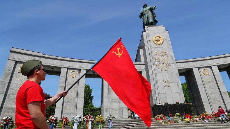 Ukrainischer Botschafter entgeht gemeinsamer Kranzniederlegung mit russischem Amtskollegen in Berlin