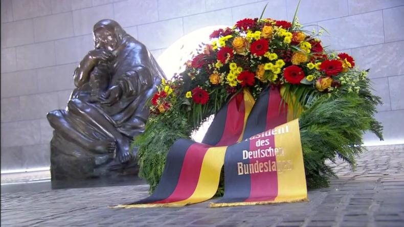 """Steinmeier:""""Es gibt kein Ende des Erinnerns"""""""