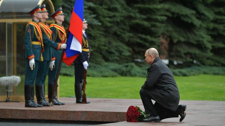 Russland begeht 75. Tag des Sieges im Schatten der Corona-Epidemie: Feierlichkeiten gehen online