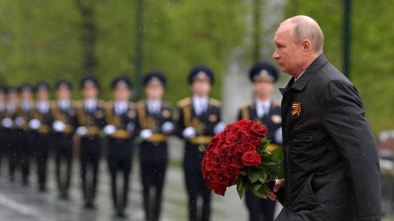 75 Jahre Sieg: Russland feiert Ende des Großen Vaterländischen Krieges