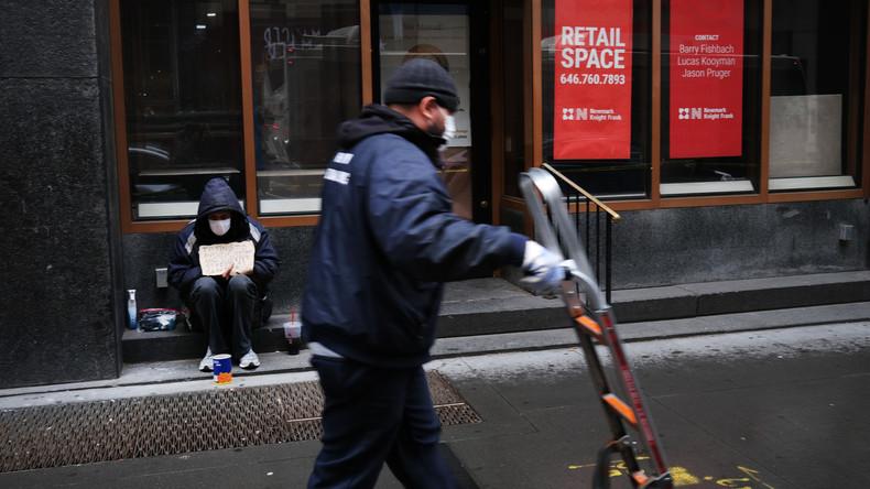 Es droht die schwerste Rezession seit der großen Depression (Video)