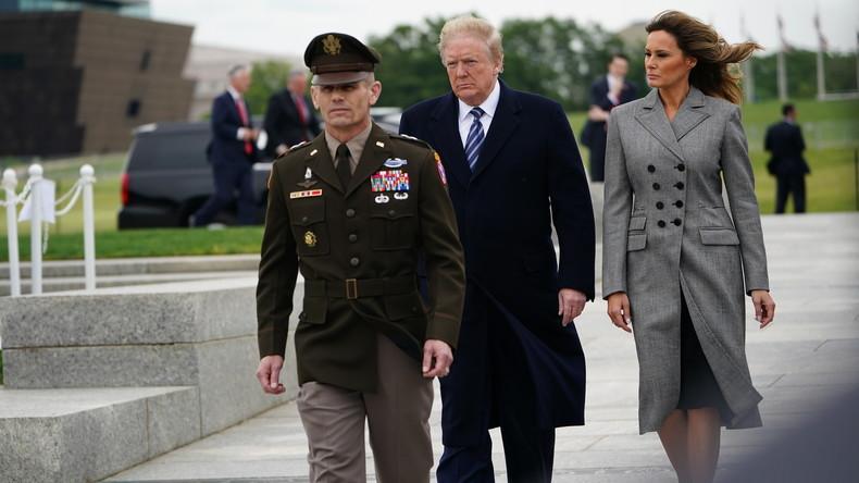 Trump will Entscheidungsgewalt über Krieg und Frieden behalten