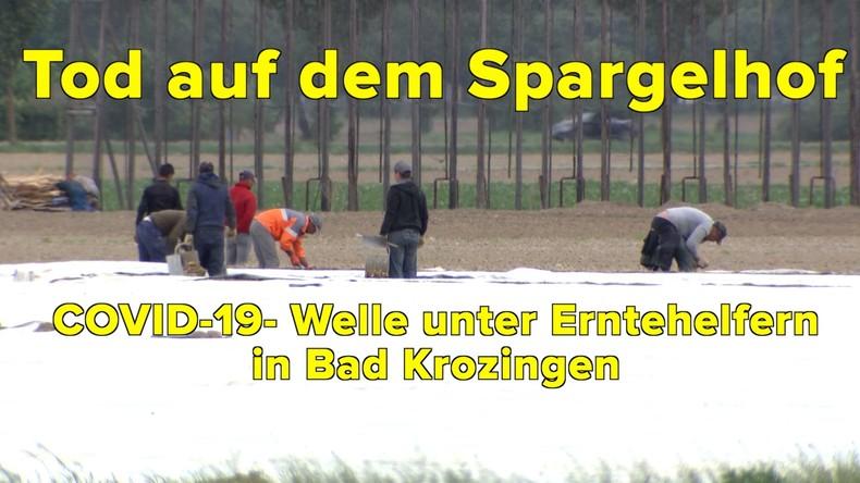 RT Deutsch-Spezial: Tod auf dem Spargelhof (Video)