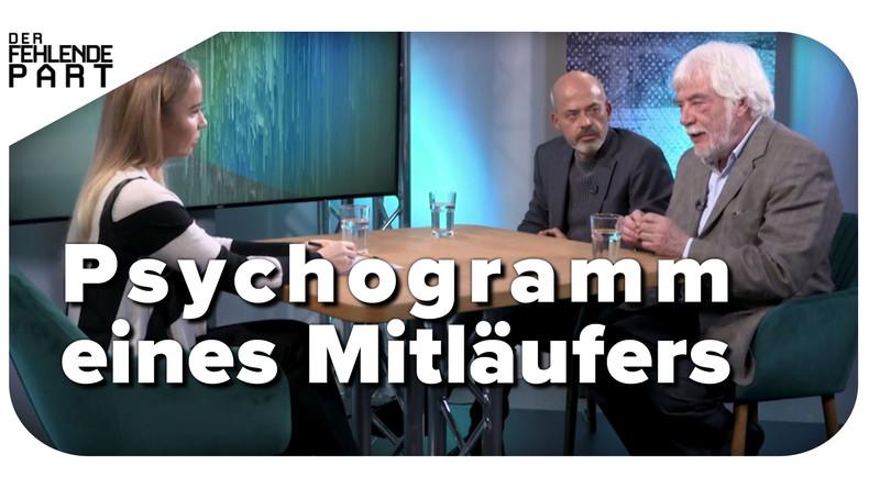 """""""Das Gestörte wird für normal erklärt"""" – Hans-Joachim Maaz und Michael Hüter im Gespräch [DFP 76]"""