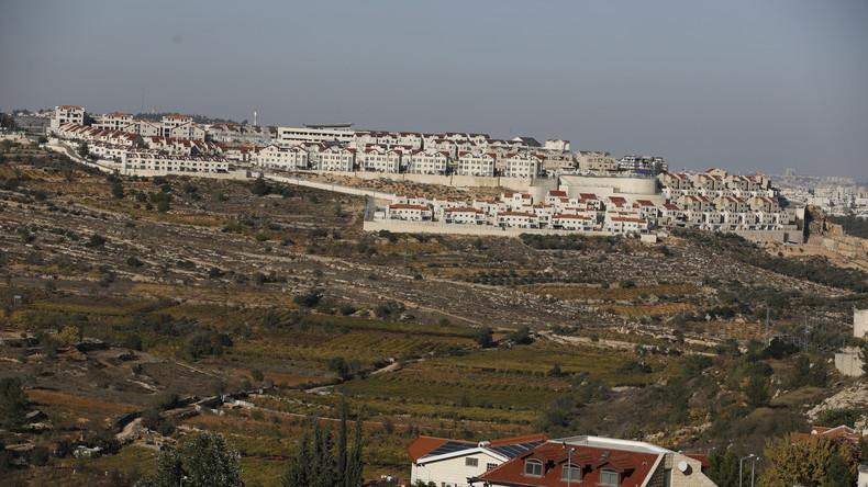 Kolonisierung der Westbank durch Israel: Verteidigungsminister erlaubt Häuserbau für 7.000 Familien