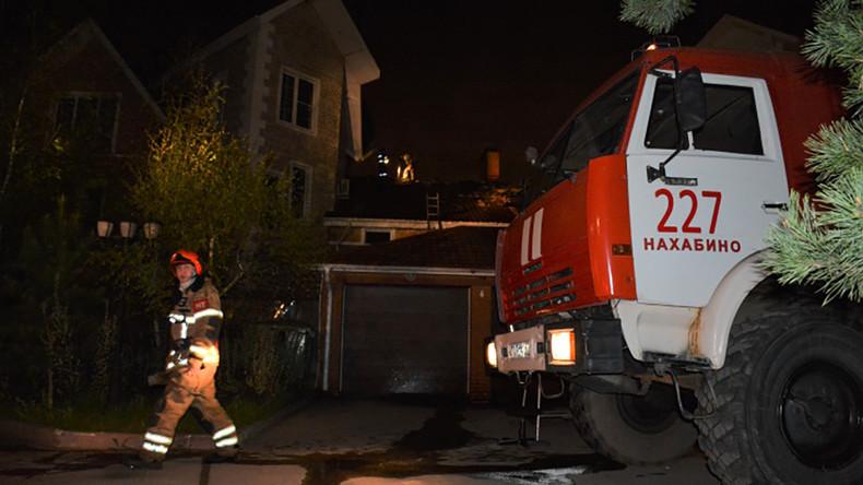 Region Moskau: Mehrere Tote bei Feuer in Altenheim – Mehr Brandvorfälle während Lockdown
