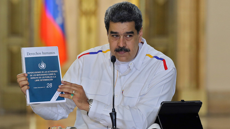 Nach Söldnerfiasko in Venezuela: Betretenes Schweigen der USA auf Maduros Anfragen