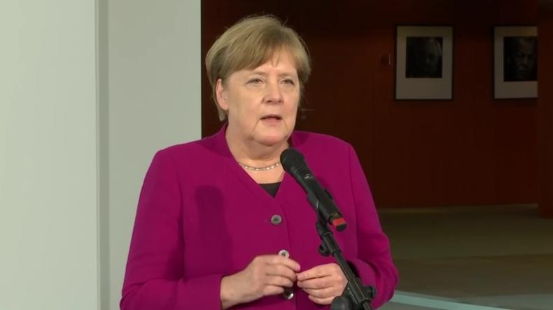 Merkel: Menschen sollten sich an 'Grundregeln' halten – Proteste in Köln