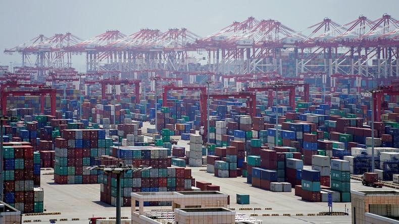 US-Thinktank: Coronavirus könnte Chinas Handelsversprechen an USA gefährden