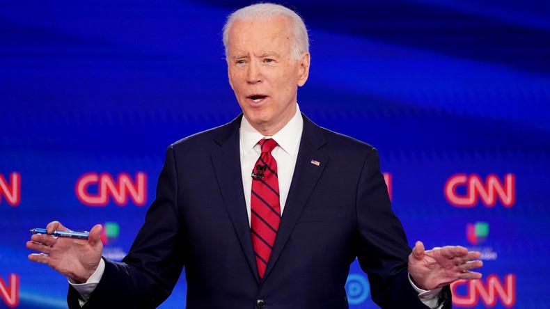 Sexskandal um Joe Biden: Die Doppelmoral der #MeToo-Bewegung und der Mainstream-Medien (Video)