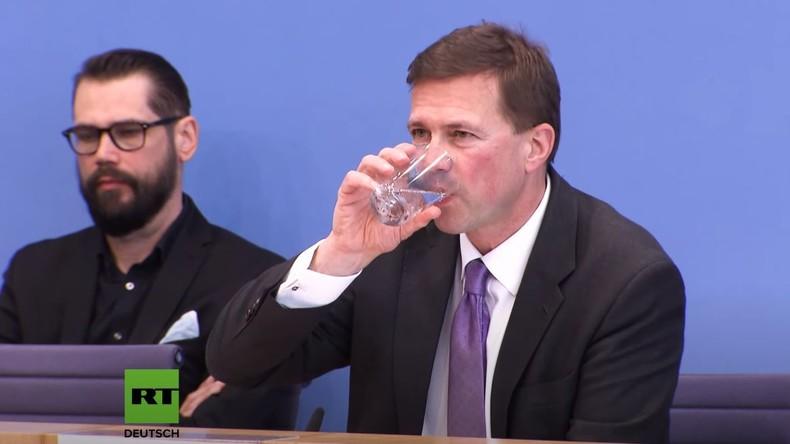Waren Corona-Maßnahmen Fehlalarm? – Bundespressekonferenz zur Analyse aus Bundesinnenministerium