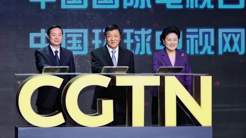 Medienkrieg: Peking verurteilt US-Beschränkungen für chinesische Journalisten