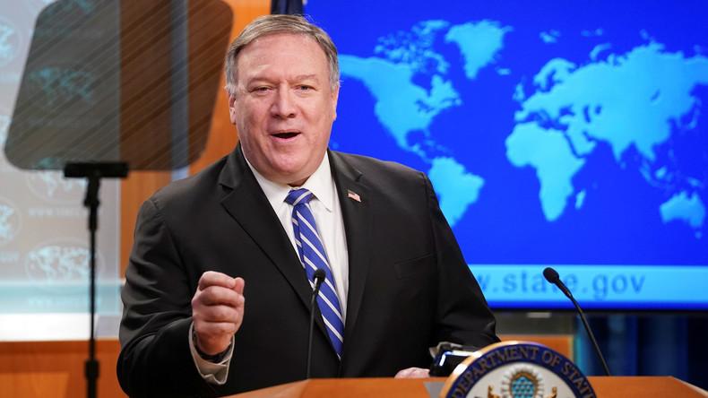 US-Außenminister Pompeo besucht Israel – Umstrittene Annexionspläne im Fokus