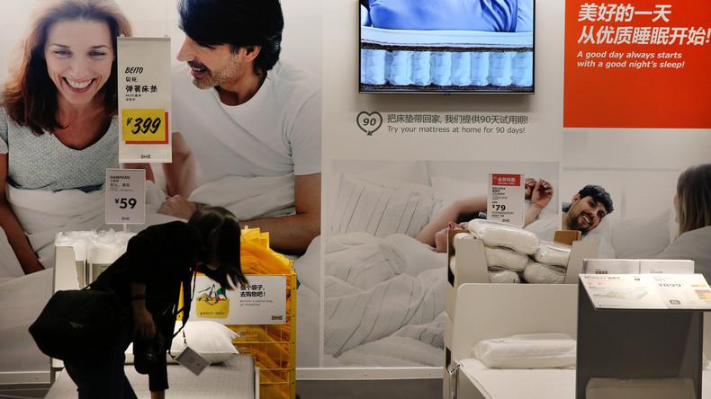 Kaufst du noch oder kommst du schon? IKEA verurteilt Masturbationsvideo aus Filiale in China