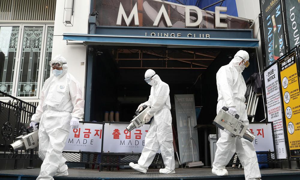 Südkorea: Homophobie verhindert Eindämmung neuer Corona-Cluster aus Nachtclubs