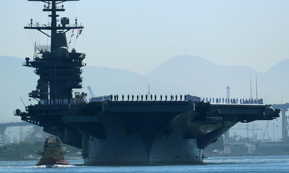 Die Strategie der Seemacht – die USA und der Aufstieg der neuen Landmächte