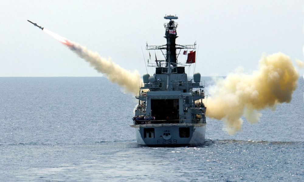 Für über zwei Milliarden US-Dollar: Boeing deckt Saudi-Arabien mit Raketen ein