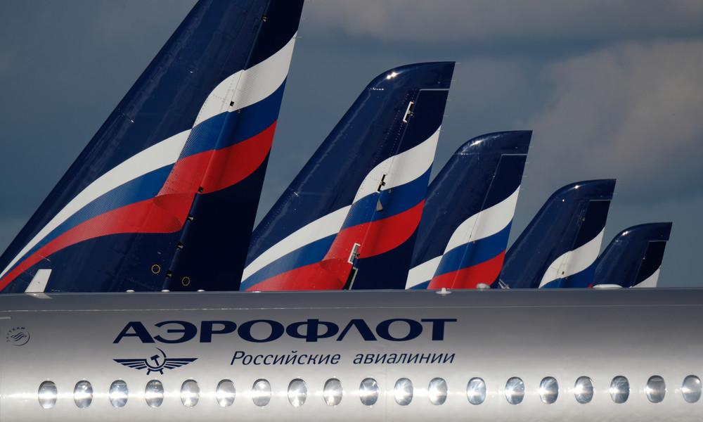 Russische Luftfahrtindustrie erhält Staatshilfe wegen pandemiebedingter Ausfälle