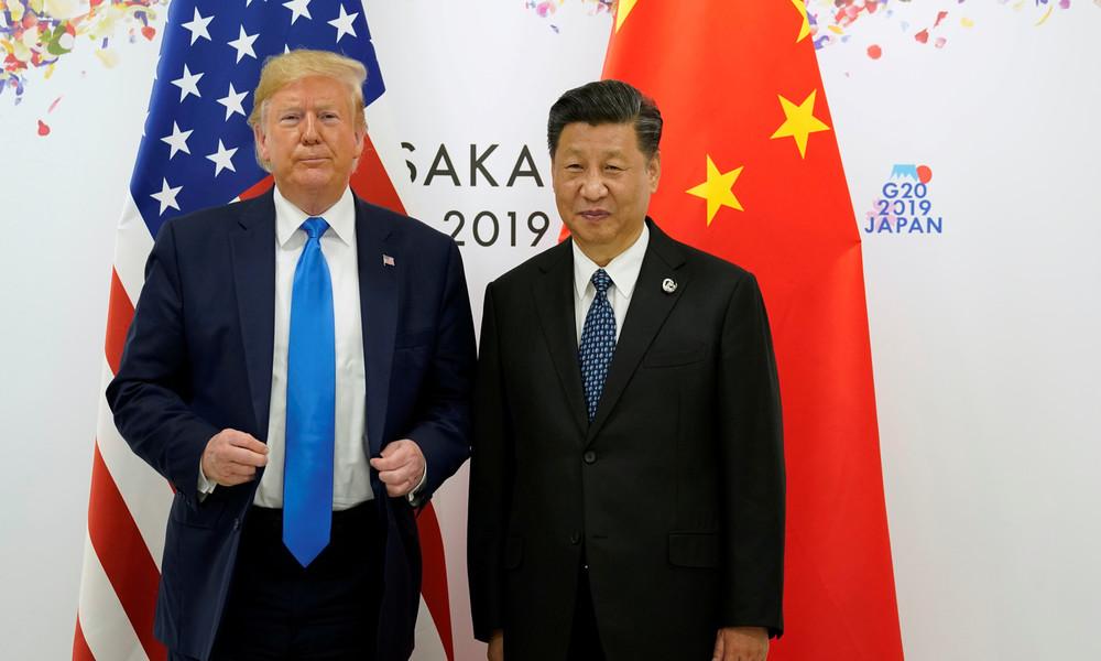 USA erhöhen Druck auf China im Corona-Streit (Video)