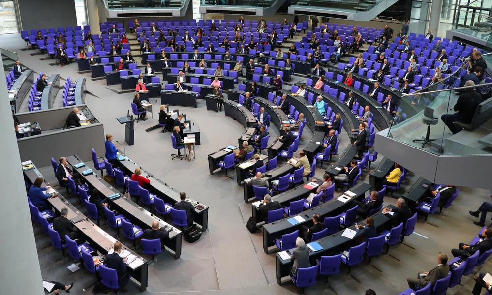 LIVE: 161. Sitzung des Deutschen Bundestags – Grundrentengesetz,  geleakte Studie aus dem BMI