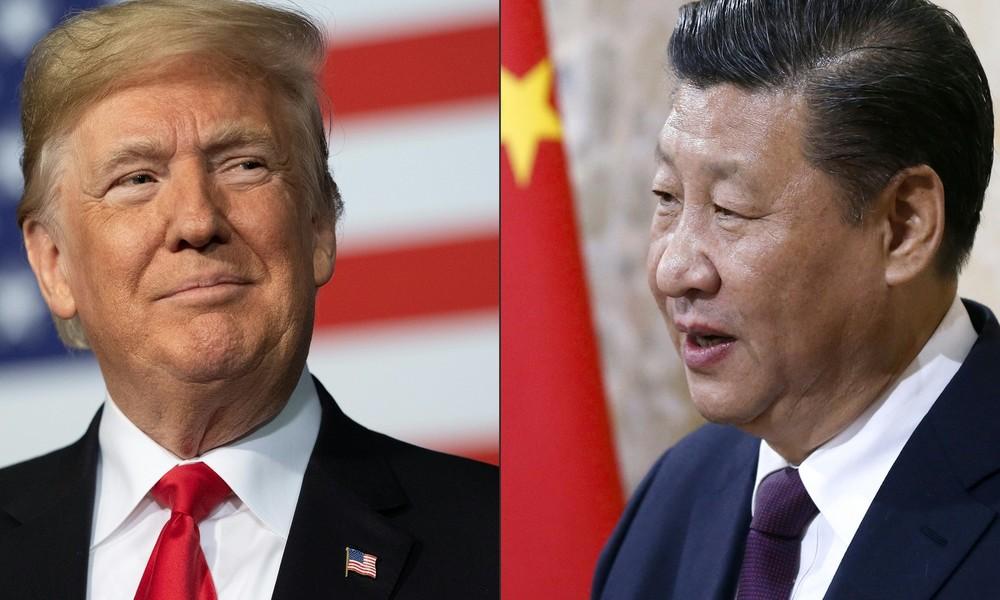Gefährliche Rhetorik: Trump droht mit Unterbrechung sämtlicher Beziehungen zu China