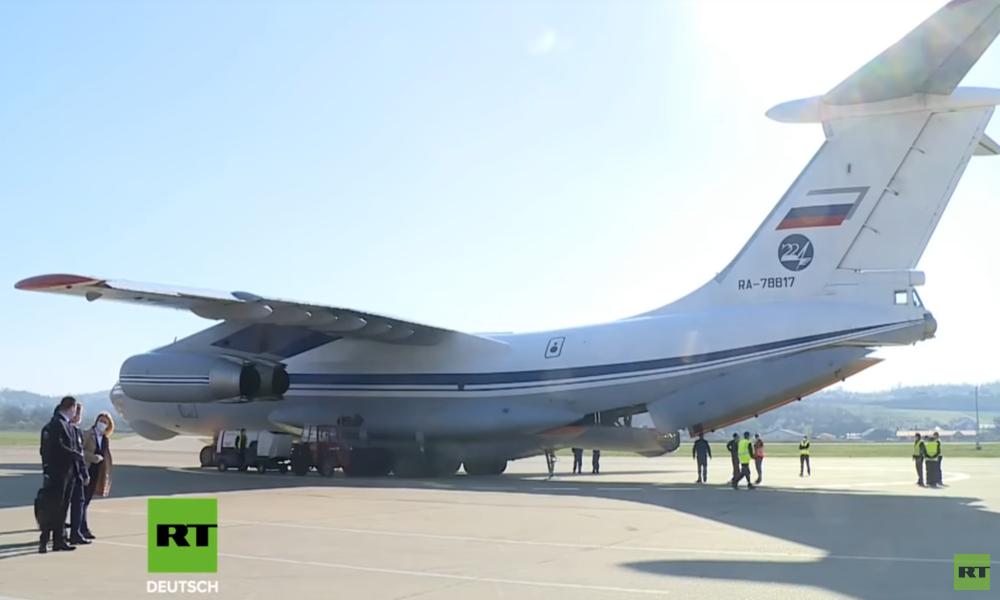 Bosnien und Herzegowina: Russische Corona-Hilfsmission entzweit gespaltenes Land noch weiter