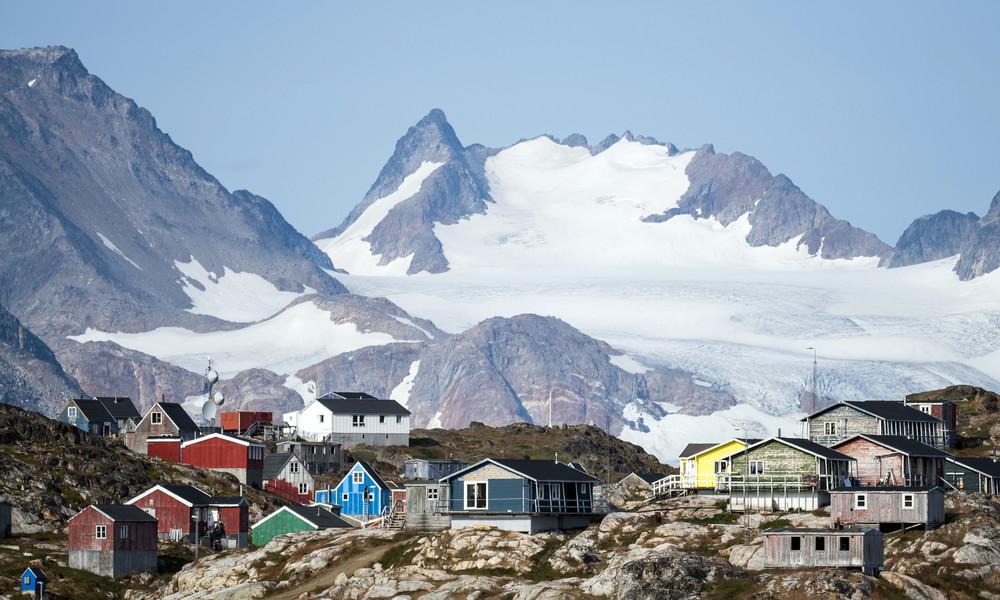 """USA prangern Chinas """"räuberische Interessen"""" in Grönland an – während Washington Insel kaufen wollte"""