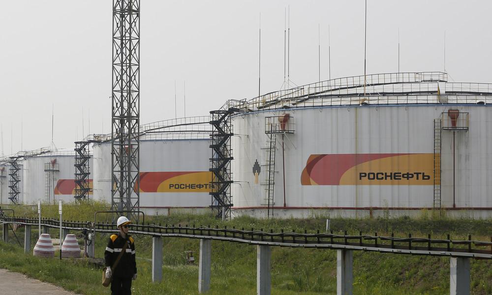 Folgen der Corona-Pandemie: Einnahmen des russischen Ölriesen Rosneft stürzen ab