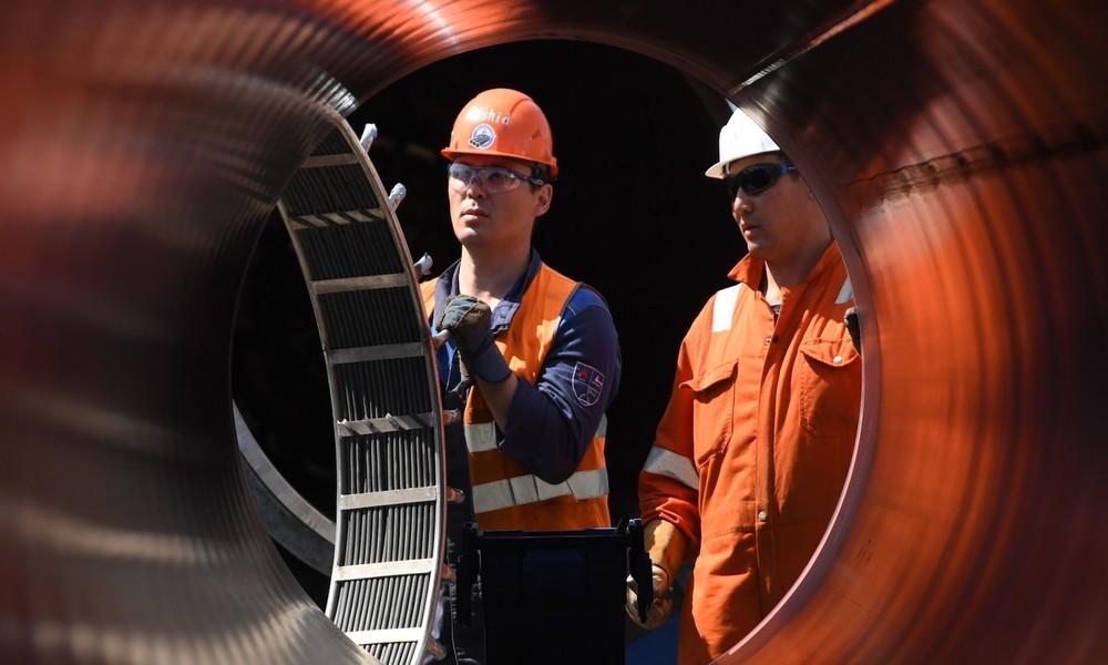 Deutschland: Bundesnetzagentur lehnt Antrag von Nord Stream 2 auf Aufhebung der EU-Vorschriften ab