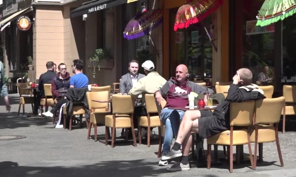 Wiedereröffnung von Restaurants in Berlin mit neuen Richtlinien und Einschränkungen
