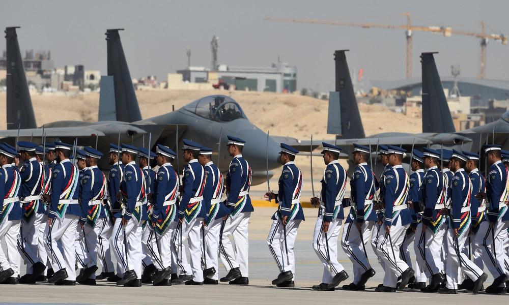 Zur Absicherung von Jobs in den USA: Krieg im Jemen muss weitergehen