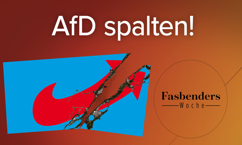Fasbenders Woche: AfD spalten!