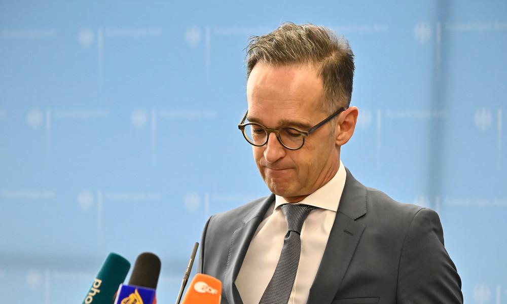 LIVE: Heiko Maas nach Beratungen zu Sommerurlaub der Deutschen
