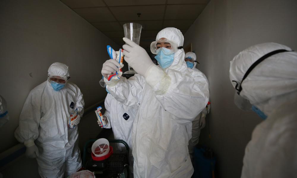 Mehr als 120 Staaten unterstützen Initiative zu unabhängiger Untersuchung des Coronavirus-Ausbruchs