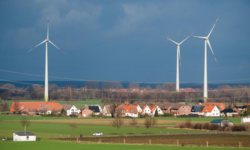 Ökostrom-Ausbau: Koalition legt Streit über Mindestabstand für Windräder bei