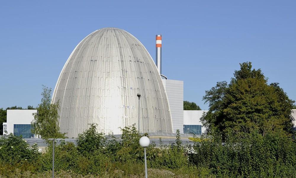 Radioaktives C-14 aus Forschungsreaktor München II entwichen