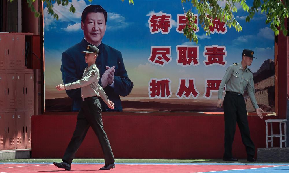 Gegen Folgen der Corona-Pandemie: China kündigt Milliardenhilfe für betroffene Staaten an