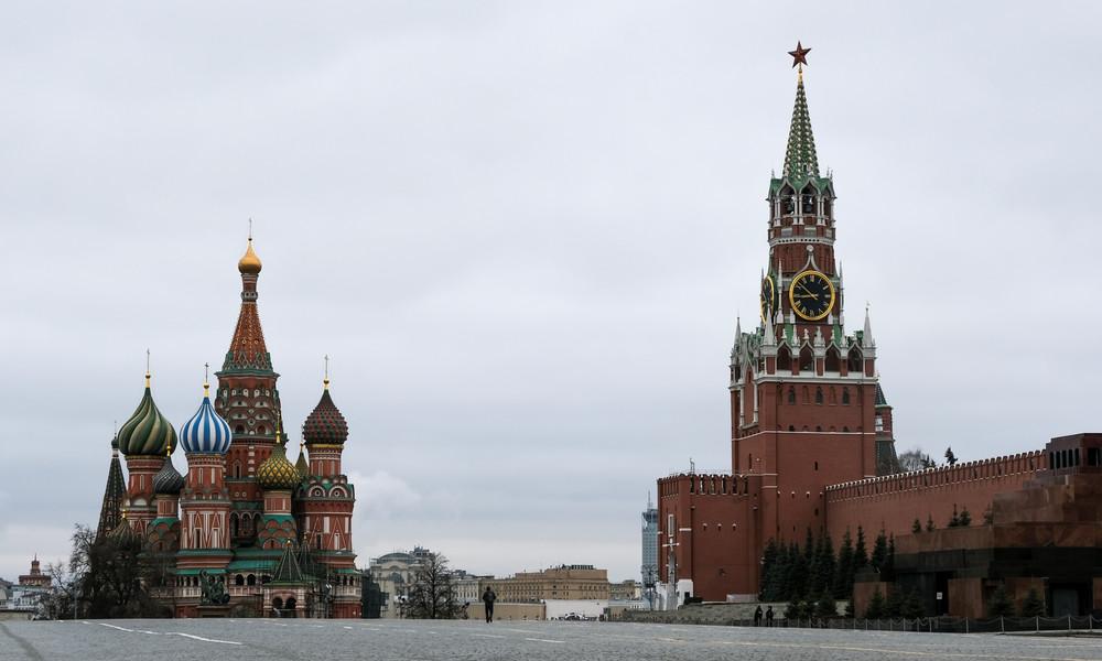 CNN behauptet, Pandemie habe Moskau vernichtet – obwohl es in New York zehnmal mehr Todesfälle gibt