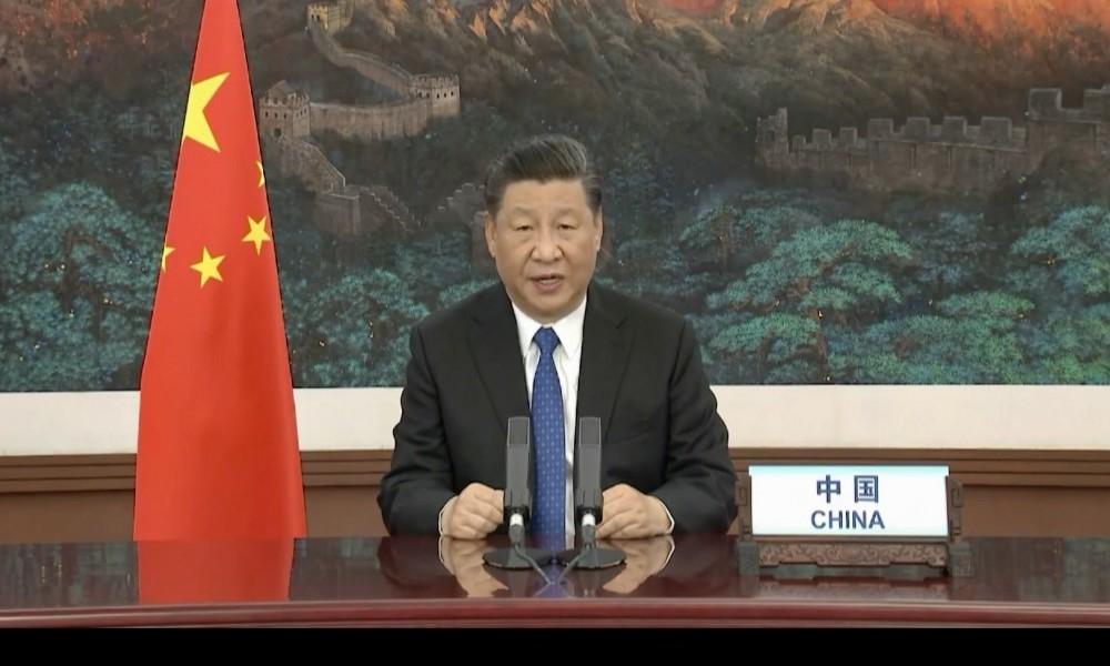Chinas Präsident Xi will Corona-Impfstoff weltweit bereitstellen