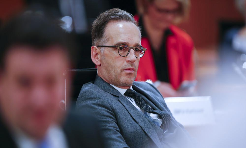 LIVE: Presseerklärung von Aussenminister Maas zum Ostseerat