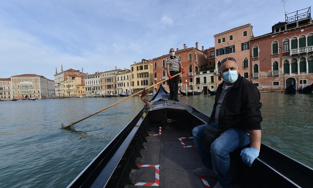 Italien will mithilfe EU-weiter Grenzöffnungen Tourismusbranche wiederbeleben