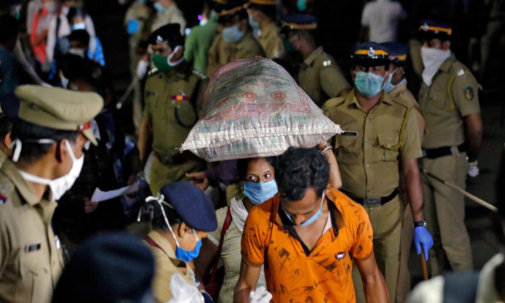 Superzyklon erzwingt Evakuierung von mehr als 1,1 Millionen Menschen in Indien und Bangladesch