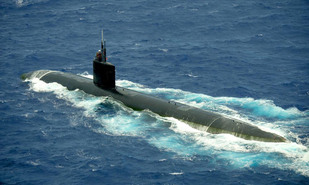 """Gefährliche Muskelspiele: USA schicken Flotte von Jagd-U-Booten als """"klare Nachricht an Peking"""""""