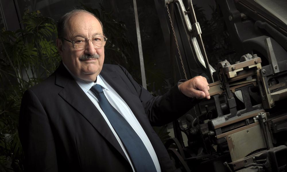 Doppelt hält besser: Kronen Zeitung berichtet nach vier Jahren ein zweites Mal über Umberto Ecos Tod