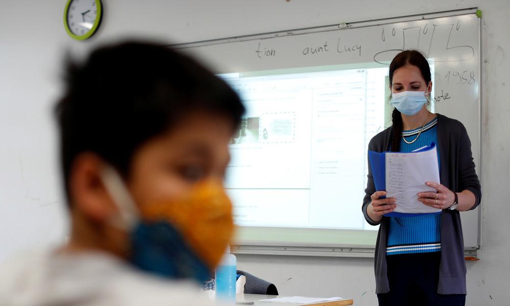 Frankreich: 17 Schulen müssen wieder schließen (Video)
