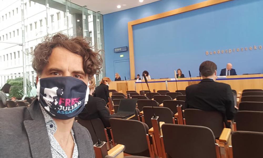 Bundespressekonferenz zu Venezuela-Invasion von US-Söldnern mit Verbindung nach Deutschland