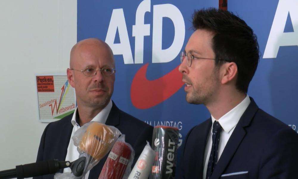 Machtkampf in der AfD: Brandenburger Fraktion hält an Kalbitz trotz Parteiausschluss fest