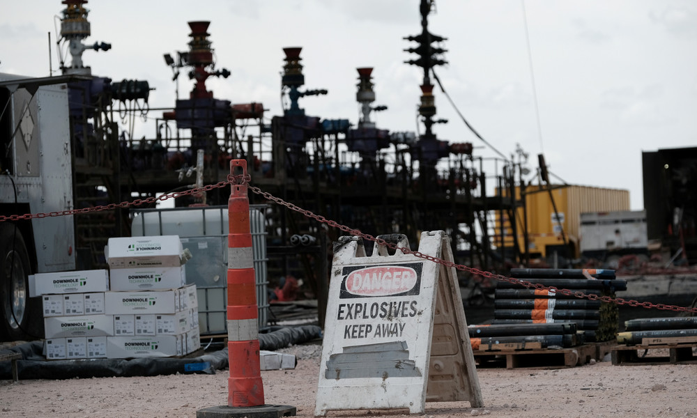 US-Energiebehörde sagt Rekordrückgang bei Schieferölproduktion voraus
