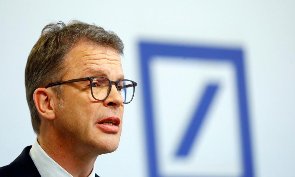 LIVE: Hauptversammlung der Deutschen Bank – Sigmar Gabriel stellt sich Wahl zum Aufsichtsrat