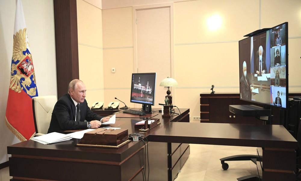 Russische Notfallärzte beklagen ausbleibende Zuschüsse für Behandlung von Corona-Infizierten (Video)